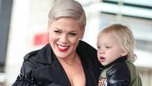 Pink erklärt, wie schwer die Corona-Infektion bei ihrem Sohn Jameson verlief
