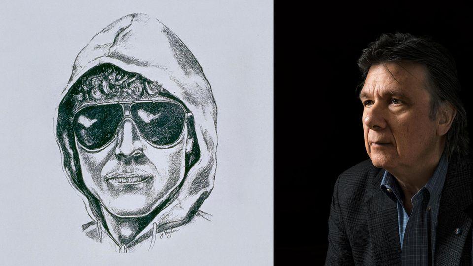 Unabomber-Phantombild und James Fitzgerald