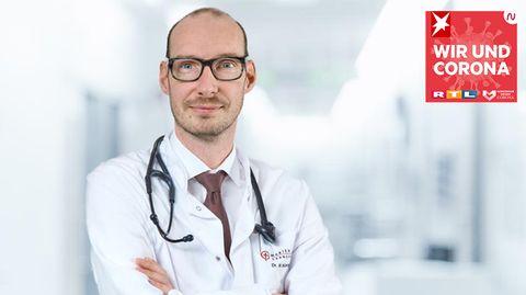 """""""Wir und Corona"""": Chefarzt: """"Masken, Desinfektionsmittel, alles ist geklaut worden"""""""