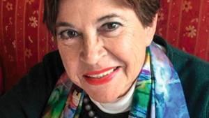 Die Psychotherapeutin Michaela Huber