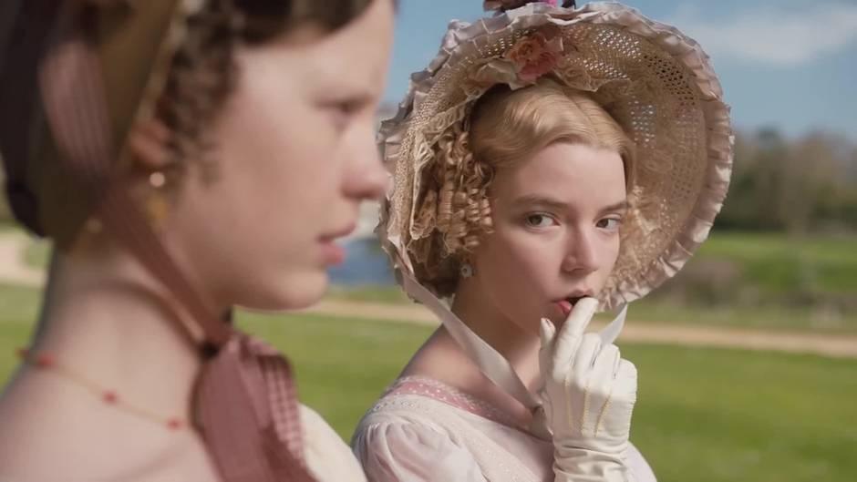 """Auch die neueste Verfilmung von """"Emma"""" bleibt der privilegierten Idylle treu - aufgepeppt mit einigen feministischen Sätzen."""