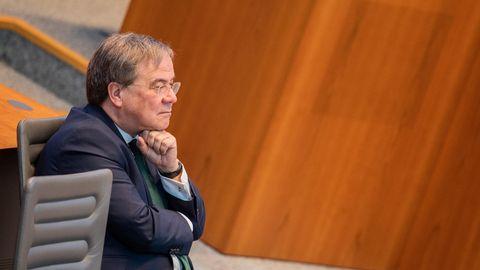 Armin Laschet, Ministerpräsident in Nordrhein-Westfalen (CDU)