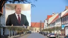 Kanzleramtschef Helge Braun spricht über die Entwicklung einer Tracking-App