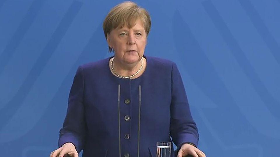 Statement von Bundeskanzlerin Merkel zum Coronavirus am 6. April 2020