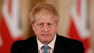 Großbritanniens Premier Boris Johnson (Archivbild)