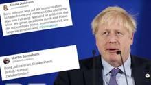Der britische Premier ist am Coronavirus erkrankt