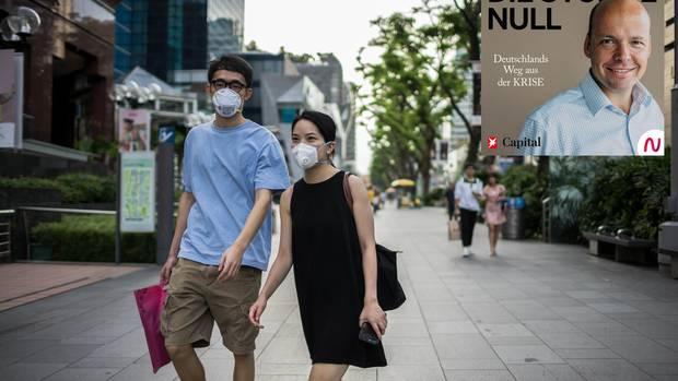Länder wie Singapur gelten als internationale Vorbilder im Kampf gegen das Coronavirus.