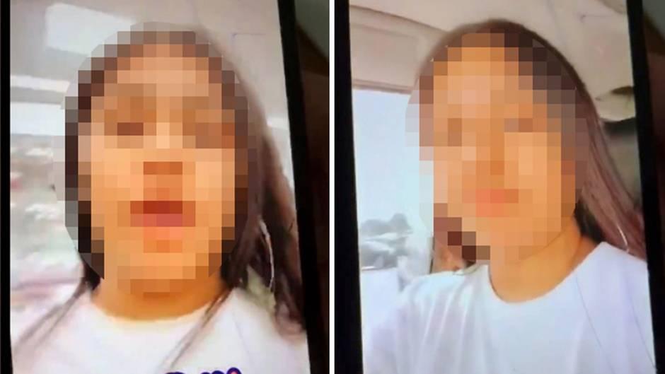 US-Polizei sucht Mädchen, das Menschen absichtlich mit COVID-19 infizieren will