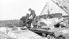 Das Stug III war langsam, aber in der G-Ausführung schwer bewaffnet.