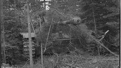 Wegen der schwachen Seitenpanzerung war das Stug III auf eine gute Stellung angewiesen.