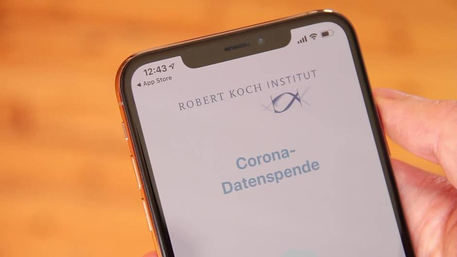Das RKI entwickelt eine App, um die Verbreitung des Coronavirus einzudämmen