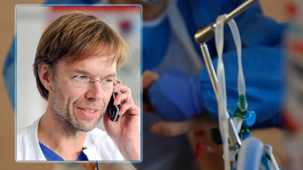Der Mediziner ThomasBesch warnt eindringlich davor, die Corona-Ausgangsbeschränkungen vorzeitig zu lockern