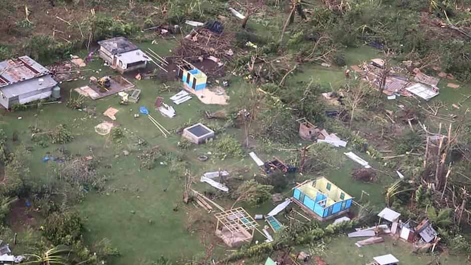 Fiji Zyklon
