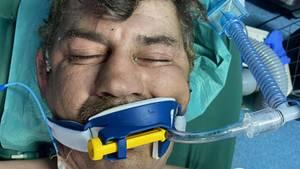 Nachrichten aus Deutschland: Ein Mann aus Münster liegt schwer verletzt in einem Krankenhaus