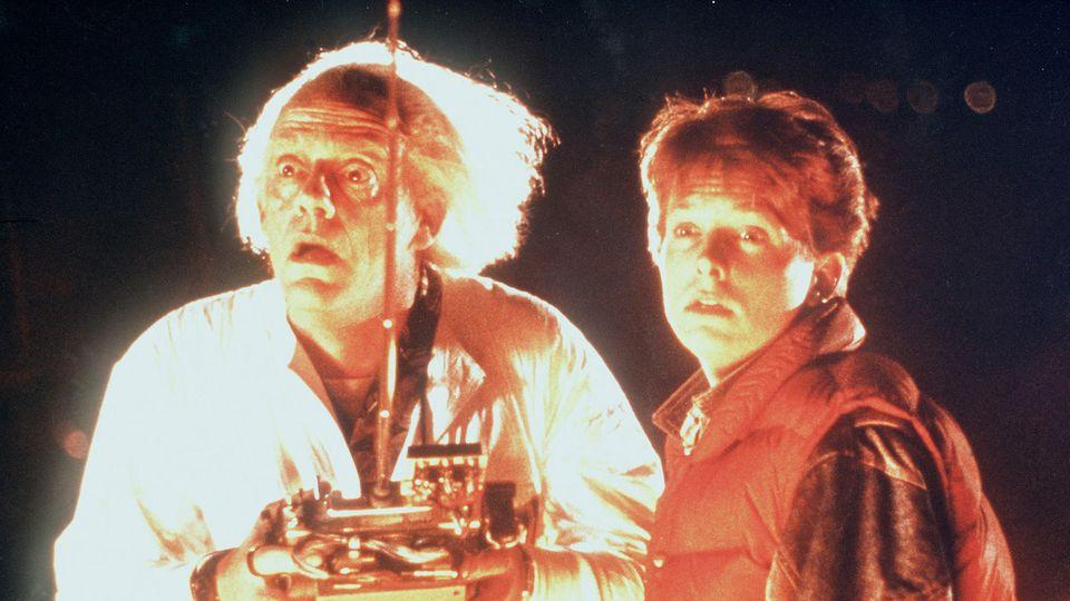 """""""Zurück in die Zukunft"""": Was macht Doc Brown alias Christopher Lloyd heute?"""