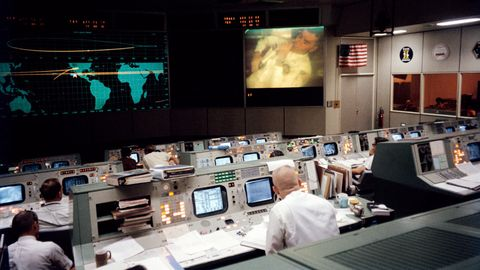 Apollo 13 Kontrollzentrum