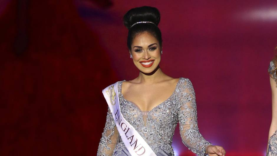 Miss England Bhasha Mukherjee
