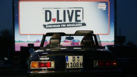 Rückkehr des Autokinos: Harry, hol schon mal den Wagen! In Corona-Zeiten feiert das Autokino ein Comeback
