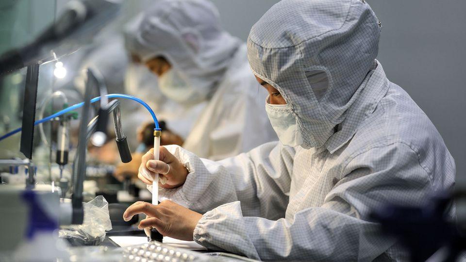 China Produktion