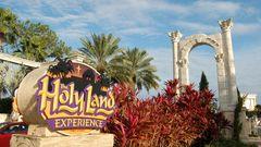 Der Eintrittspreis beträgt 50 US-Dollar: Einer der fast hundert Attraktionen und Freizeitparks in Orlando widmet sich ausschließlich christlichen Themen.