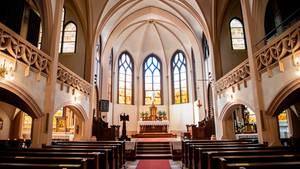 St.-Afra-Kirche in Berlin - Oster-Gottesdienste