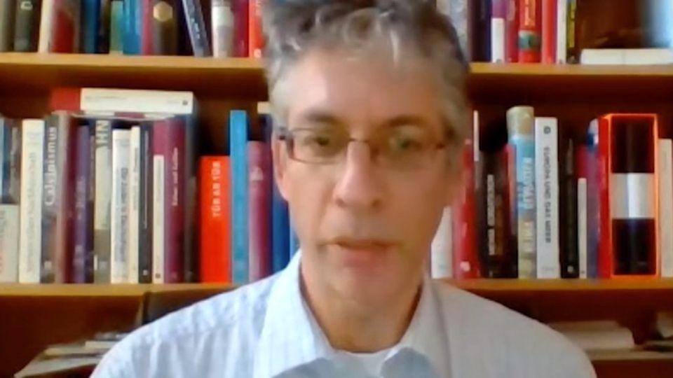 """Epidemiologe Timo Ulrichs im """"ntv Frühstart"""""""
