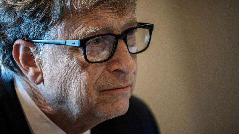 Verschwörungsmythen: Bill Gates sieht die sozialen Medien bei Falschmeldungen in der Verantwortung