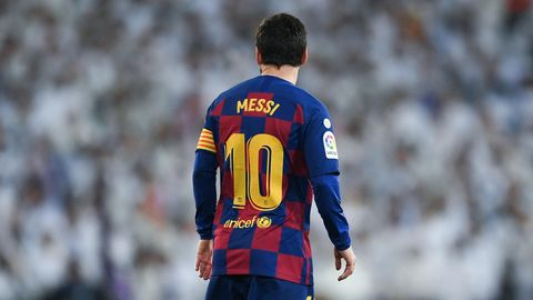 Auch Lionel Messi hat die Klub-Führung des FC Barcelona schon kritisiert