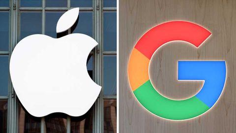 Im Kampf gegen die Ausbreitung des Coronavirus wollen Apple und Google eng zusammenarbeiten