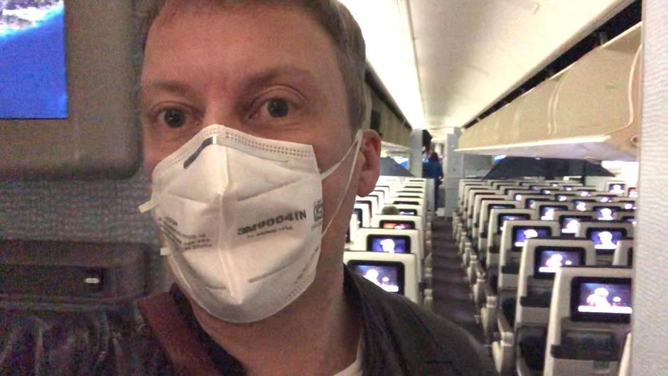 stern-Korrespondent Mattheis dokumentiert seine Reise von Hongkong nach München