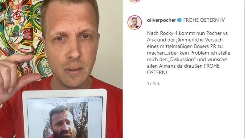 Oliver Pocher gegen Ünsal Arik