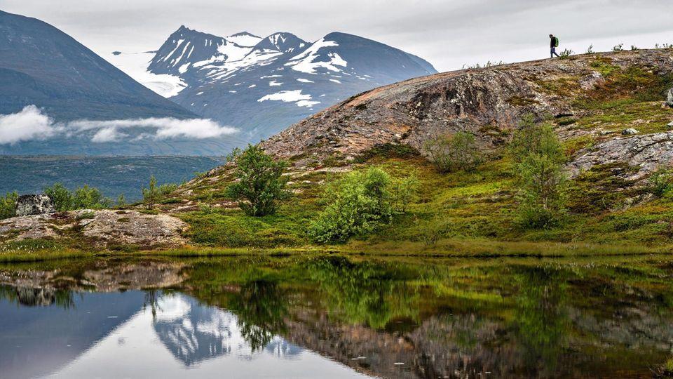 Das Áhkká-Massiv