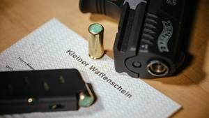 Kleiner Waffenschein