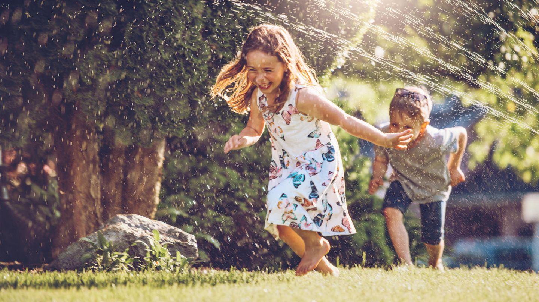 An der frischen Luft können Kinder sich austoben und gemeinsam spielen