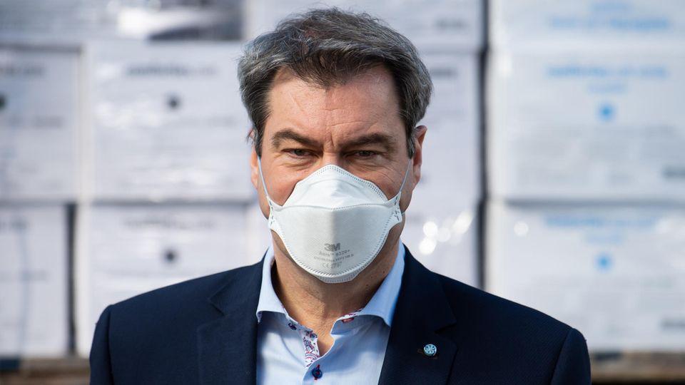 Markus Söder gegen Schulöffnungen