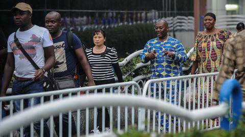 Corona: Zutritt verboten für Nicht-Chinesen: So diskrimiert China jetzt Ausländer
