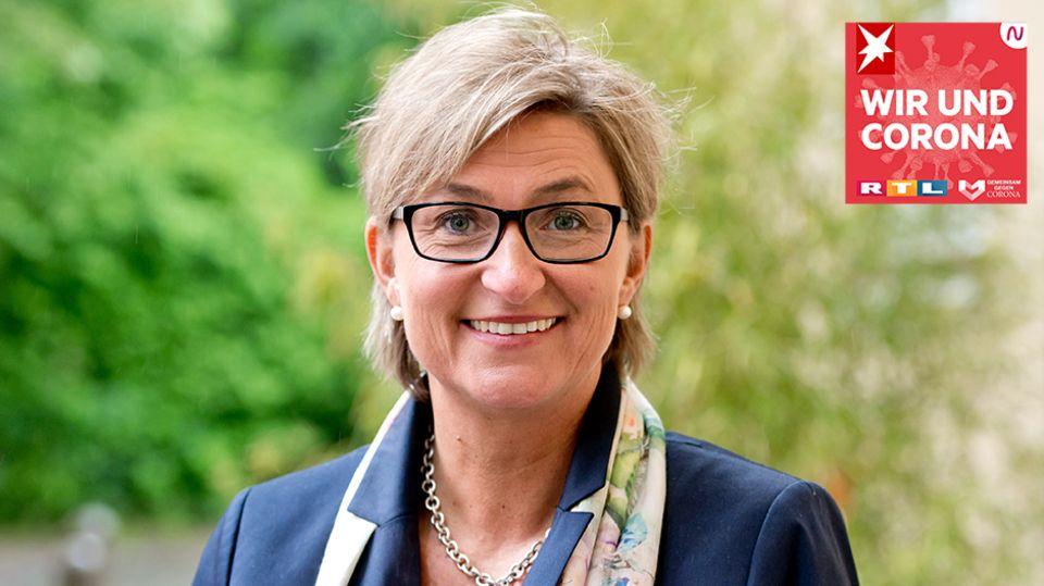 """""""Wir und Corona"""": Lehrer-Vertreterin Simone Fleischmann: """"Stop-and-Go geht in der Schule nicht"""""""