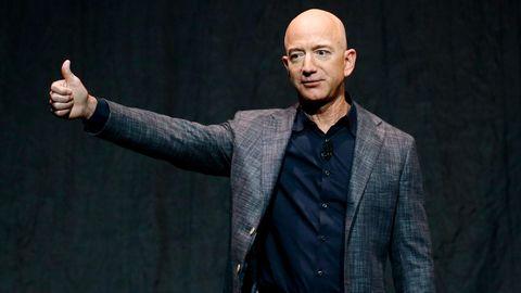 Coronavirus: Amazon-Aktie auf Rekordhoch - Jeff Bezos macht Milliarden