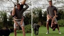 Thomas und Lisa Müller nehmen die Koala-Challenge an