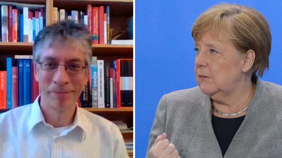 Coronavirus Deutschland: Epidemiologe ordnet geplante Lockerungen der Bundesregierung ein.