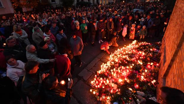 Nach dem Anschlag von Halle herrschen Trauer und Entsetzen