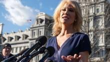 Coronavirus: Trump-Beraterin Convay macht sich im TV lächerlich