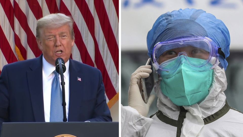 Coronavirus-Ausbruch: China weist Labor-Theorie zurück