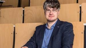 Der Vorsitzende des DRPR: Lars Rademacher