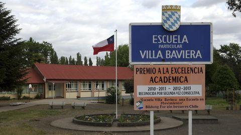 Colonia Dignidad in Chile