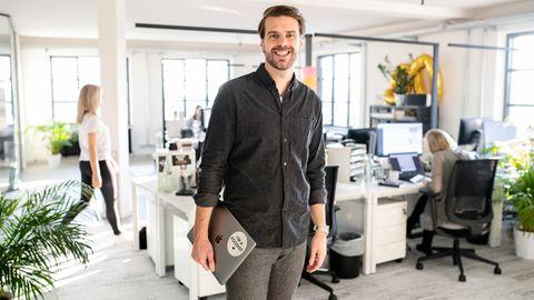 """Foodist-Gründer Alexander Djordjevic: """"Wir sind nicht mehr das Foodist von damals, was man aus DHDL kannte."""""""