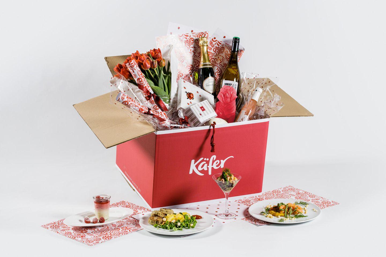 Käfer Feinkost Hausparty-Box