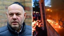 Max Privorozki, Vorsitzender der Jüdischen Gemeinde zu Halle