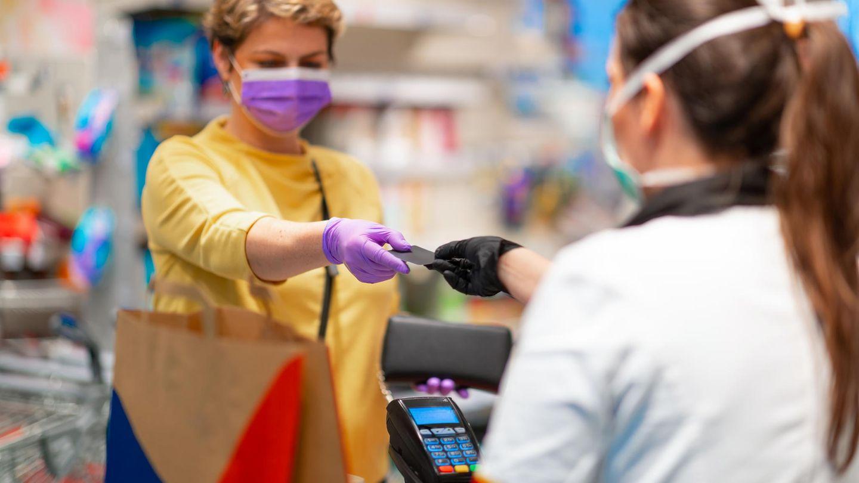 Mit dem Coronavirus ändert sich auch das Einkaufen - und das Bezahlen