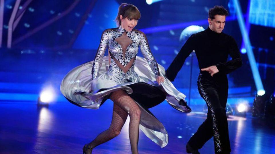 "Loiza Lammers hat ausgetanzt bei ""Let's Dance""."